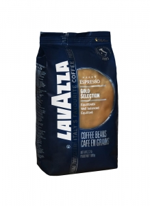 KAWA LAVAZZA, GOLD SELECTION, 1KG, ZIARNO