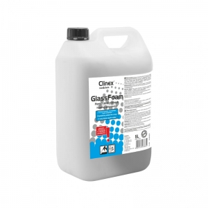 PIANKA CLINEX GLASS FOAM 5L 77-694, DO MYCIA SZYB