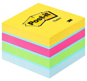MINI KOSTKA SAMOP. POST-IT® (2051-U), 51X51MM, 1X400 KART., ULTRA