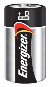 BATERIA ENERGIZER BASE POWER SEAL, D, LR20, 1, 5V, 2SZT., EN-297331