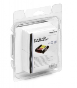DURABLE DURACARD PRINTING SET, ZESTAW DO ID 300, 8913-00
